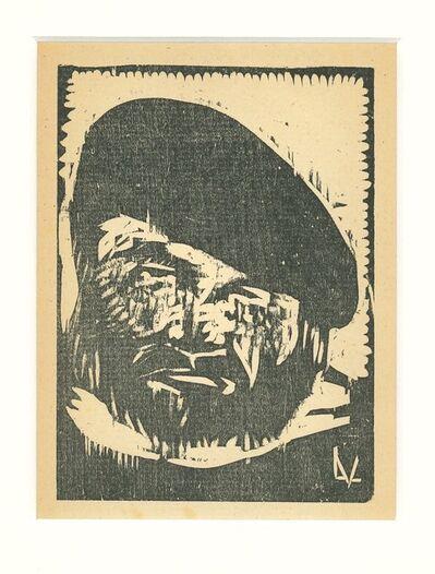 Lorenzo Viani, 'Fisherman', ca. 1930