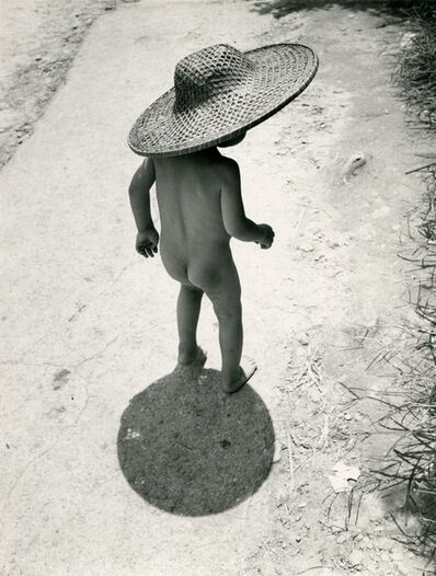 Werner Bischof, 'Refugee child, Hong Kong', 1952