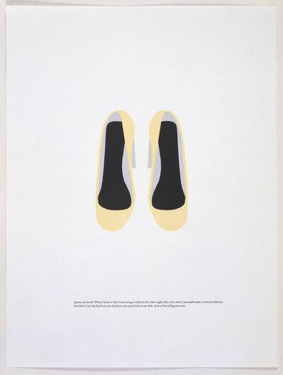Matthew Brannon, 'Wasted Night', 2008