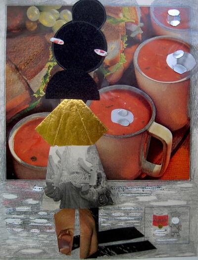Claudia del Rio, 'De la Serie Cometer C y C. Sin título', 2003-2010