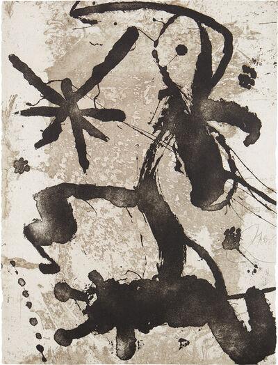 Joan Miró, 'Rupestres I (Cave Paintings I) (D. 1035)', 1979
