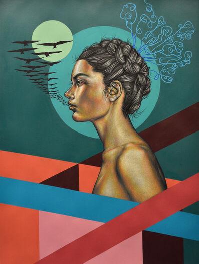 Aneka Ingold, 'Emanate', 2019