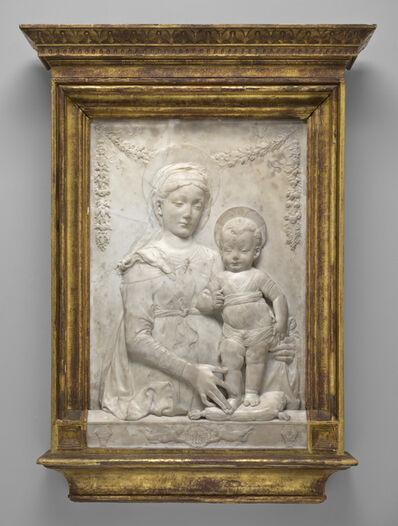 Antonio Rossellino, 'Madonna and Child', ca. 1475/1478
