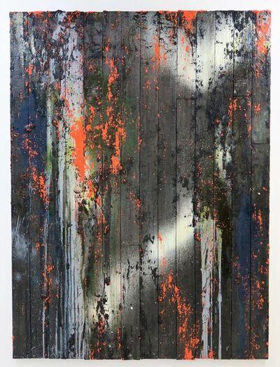 Keisuke Tada, 'trace / wood #51', 2018