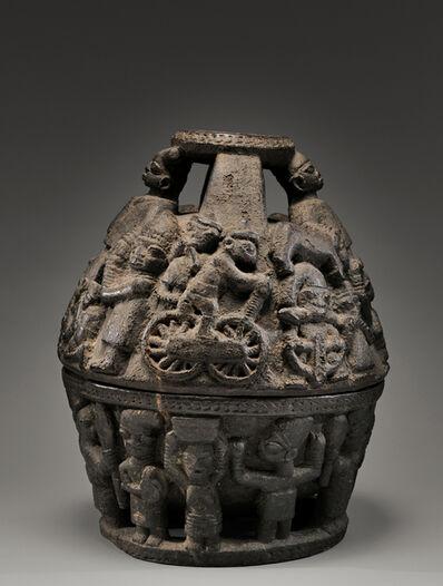 Areogun of Osi-Ilorin, 'Bowl (Opon Igede Ifa)', 1923