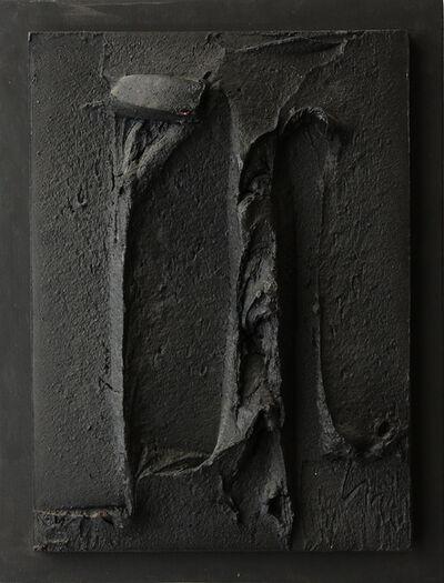 Adolf Luther, 'Materialbild', 1960