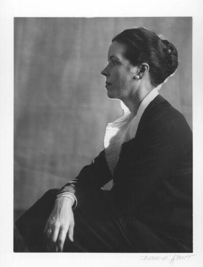 Berenice Abbott, 'Djuna Barnes, Man Ray's Studio ', 1925