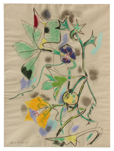 André Masson, 'Germination', 1949