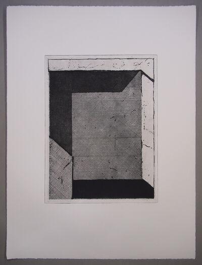 Helmut Anton Zirkelbach, 'Exerzitium VII', 2017