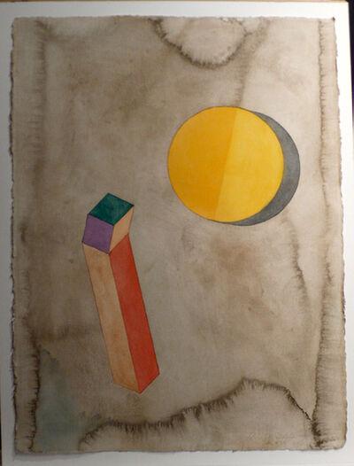 Ronald Davis, 'Untitled', 1980