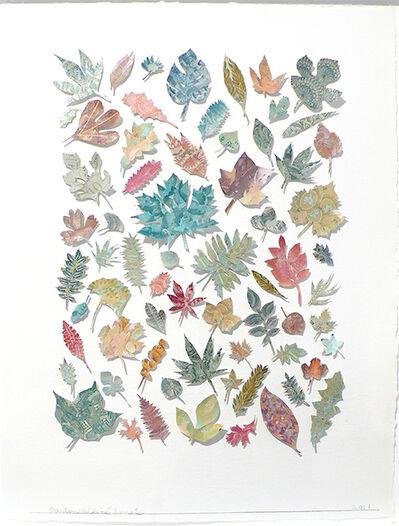 Barton Lidice Benes, 'Botanica (Leaves)', 2011