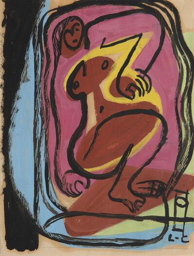 Le Corbusier, 'Femme nue allongée', 1951-1952