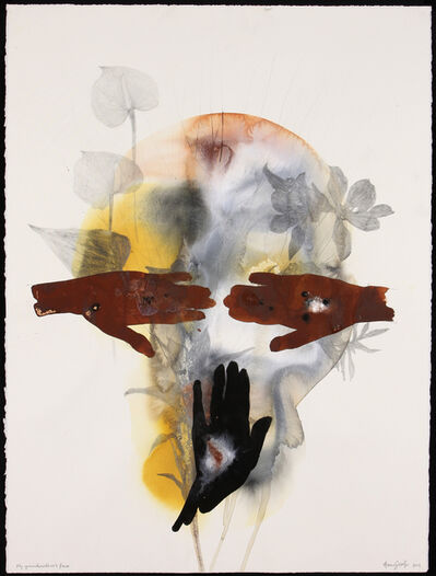 Ann Gollifer, 'My Grandmother's Face ', 2019