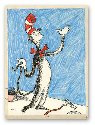 Dr. Seuss, 'The Cat That Changed the World', 2012