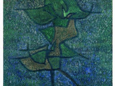 Paul Klee, 'Diana', 1931