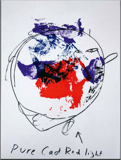 Mark Grotjahn, 'Untitled', 2009