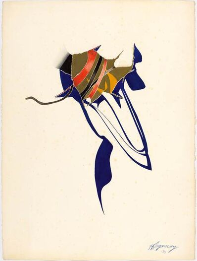 Burhan Dogançay, 'Untitled', 1979