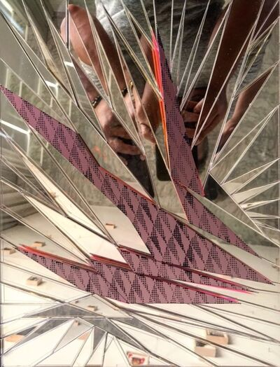 Ramon Aular, 'The Mirror of your Inner World', 2018