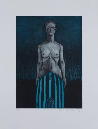Katsura Funakoshi, '青い森で', 2013