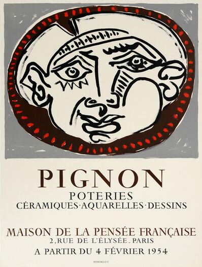 Pablo Picasso, 'Pignon', 1954
