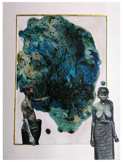 Letaru Dralega, 'The wide Sargasso Sea', 2017-2020