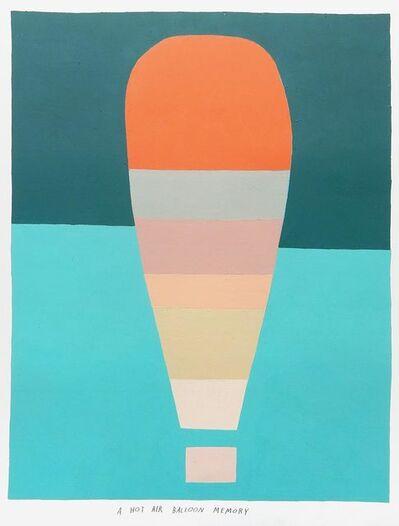 Kristin Texeira, 'hot air balloon memory', 2017