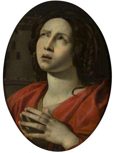 Giovanni Battista Caracciolo called Battistello, 'Saint Barbara', 1633