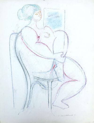 Hans Burkhardt, 'Untitled 050', 1970