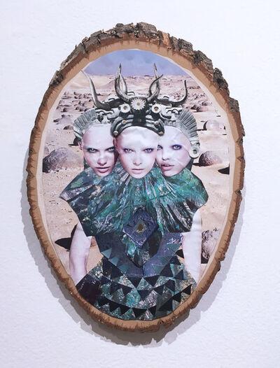 Deming King Harriman, 'Tri Badlands Queen', 2020