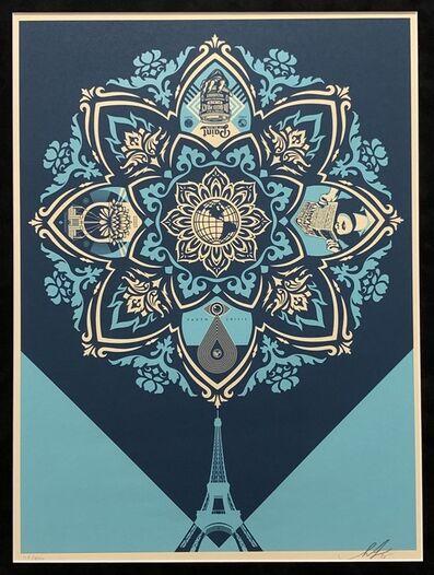 Shepard Fairey, 'A Delicate Balance', 2015