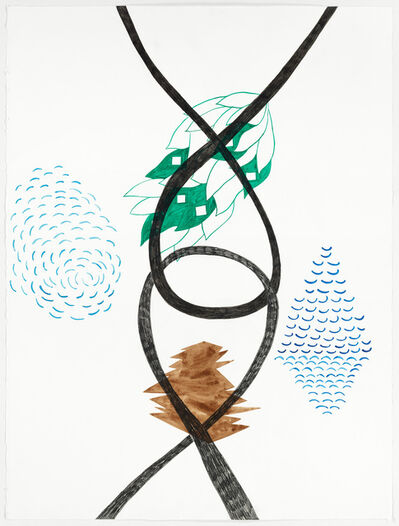 Lydia Bassis, 'Meet Up', 2014