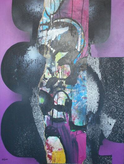 Ladislas Kijno, 'Hommage à Pierre Boulez', 1987