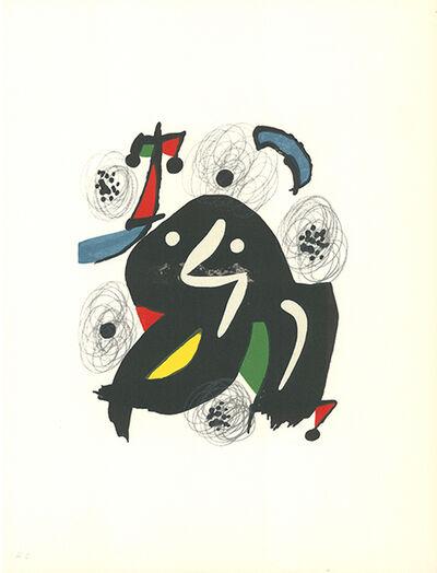Joan Miró, 'La mélodie acide - 4', 1980