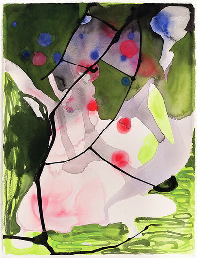 Elisabeth Condon, 'Like the Color When the Spring is Born', 2014