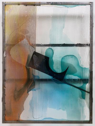 Neïl Beloufa, 'Chutes d'Atelier', 2015