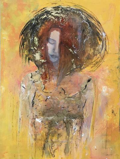 Giusy Lauriola, 'Water Golden Lady', 2019