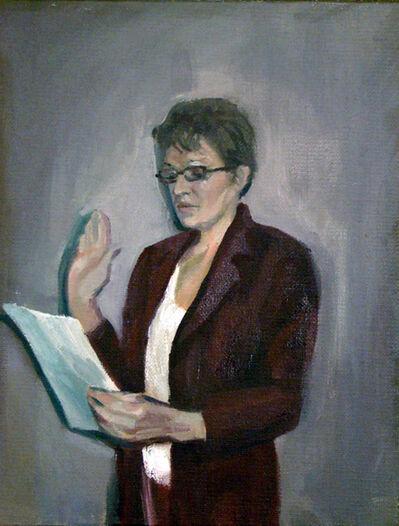 Yana Dimitrova, 'Ceremony 1', 2005