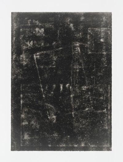 Iñaki Bonillas, 'Escritura Noctura (Noctural Writing)', 2015