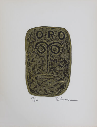 Rafael Ferrer, 'Oro', 1976