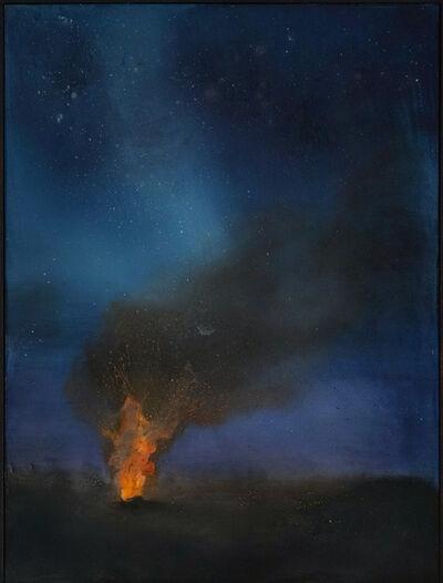 Thiago Rocha  Pitta, 'Incêndio no Museu [Fire in the Museum] 02-09-2018', 2019