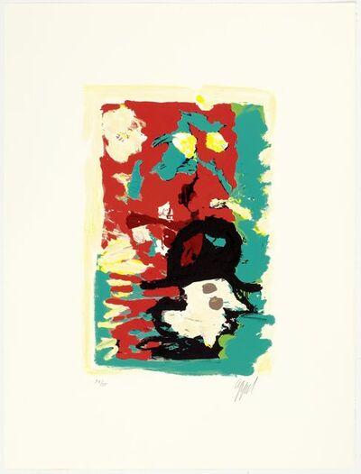 Karel Appel, 'Can we dance a landscape?', 1989
