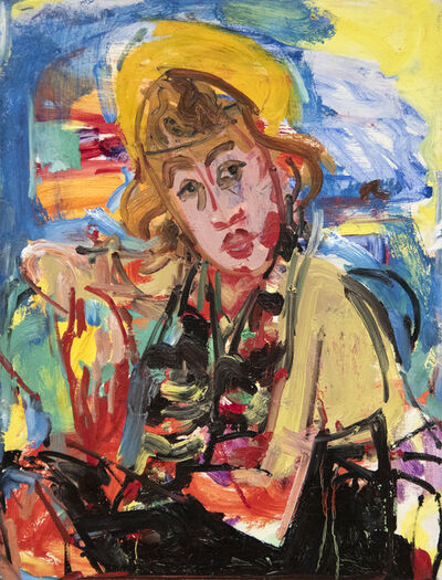 Hans Hofmann, 'Untitled (Lee Krasner)', ca. 1938