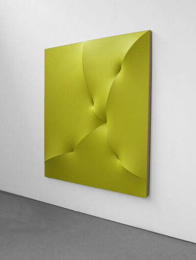 Jan Maarten Voskuil, 'Broken Yellow', 2014