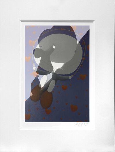 MacKenzie Thorpe, 'A Paradise', 2006
