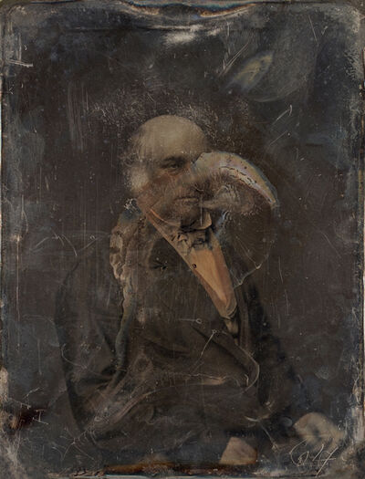 Michael Huey, 'Elgin, Based on a damaged 1850s/60s Daguerreotype by Mathew Brady'