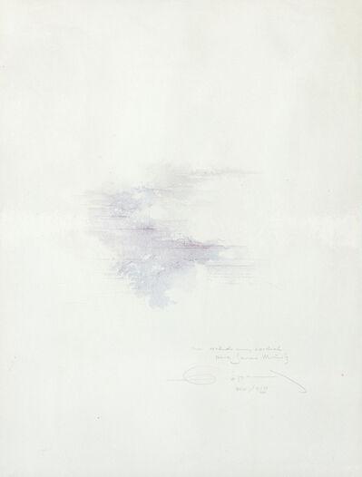 Fernando Zóbel, 'The river', 1977