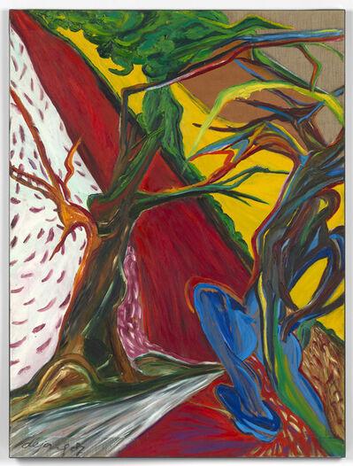 Jacqueline de Jong, 'Passage de Paysage', 1987