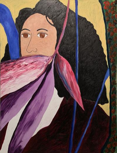 Naj Amani, 'Tête de Femme ', 2019