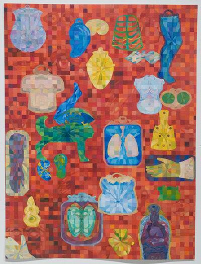 Kate Abercrombie, 'Amulets 1', 2009