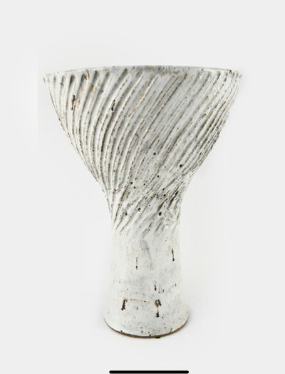 Lucie Rie, 'Chalice Vase ', 1975